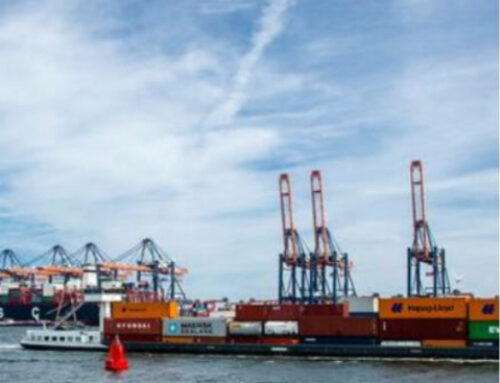 Green Inland Shipping Event – Brussels, 16-11-2019