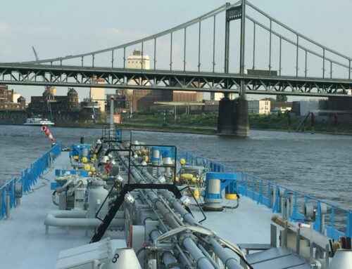 Joint statement of the European Inland Navigation sector on the forthcoming EU strategy on Sustainable and Smart Mobility