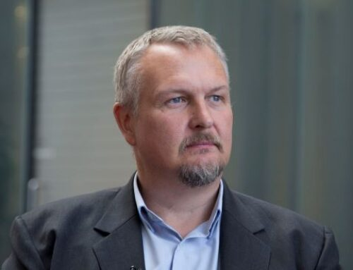 European Waterborne Technology Platform has a new chair – press release