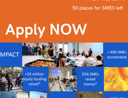 InvestHorizon Accelerator – last call for applications until May 28, 2021!